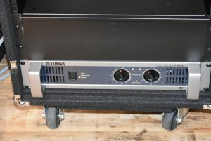 ⑥YAMAHA Power Amplifier P3500S