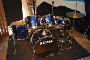 ⑦TAMA Drum set